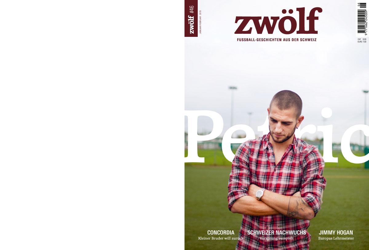 Fussballmagazin_Zwoelf_46_Cover