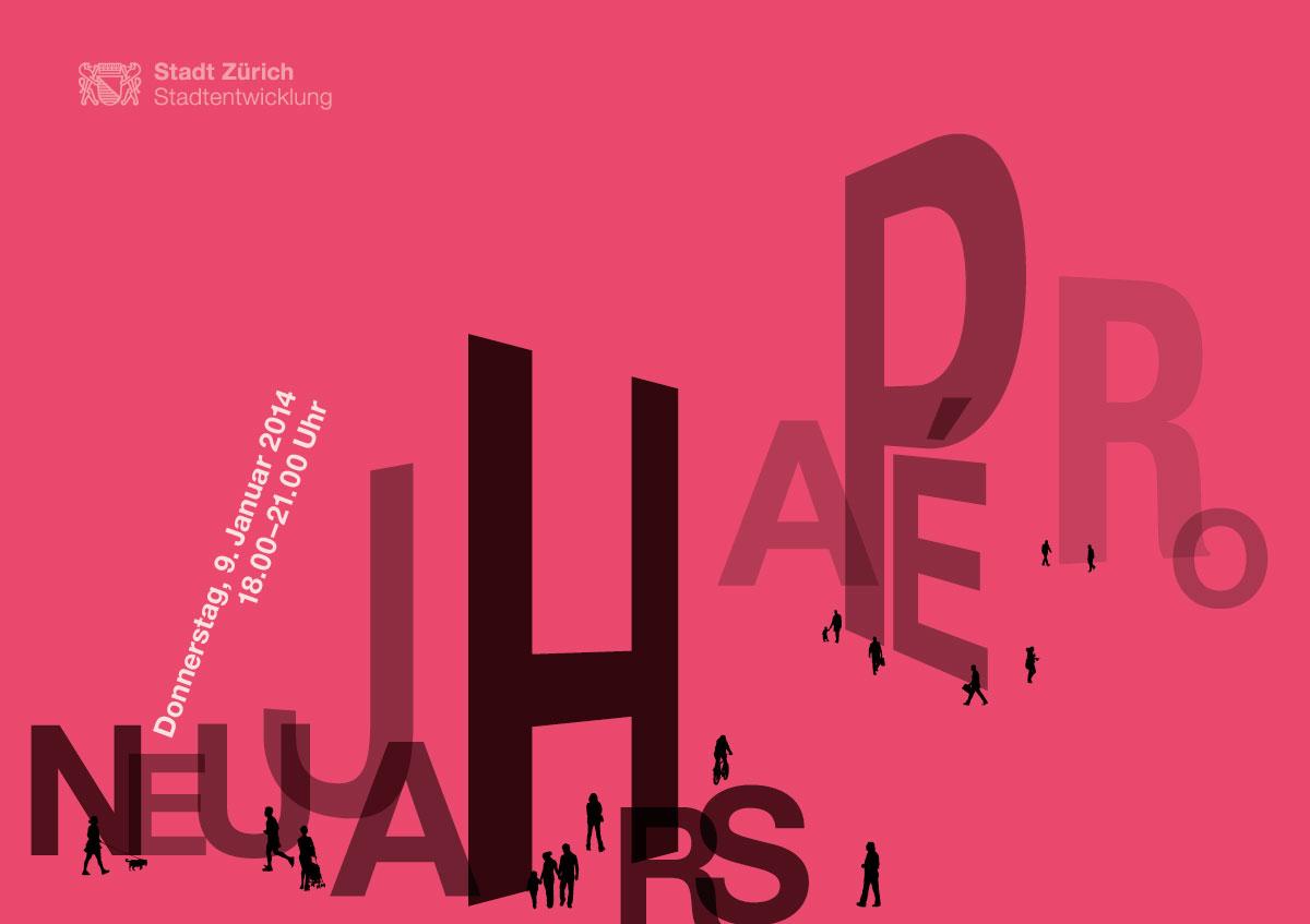 Stadtentwicklung-Zuerich_Einladungskarte_Neujahrsapero-2014