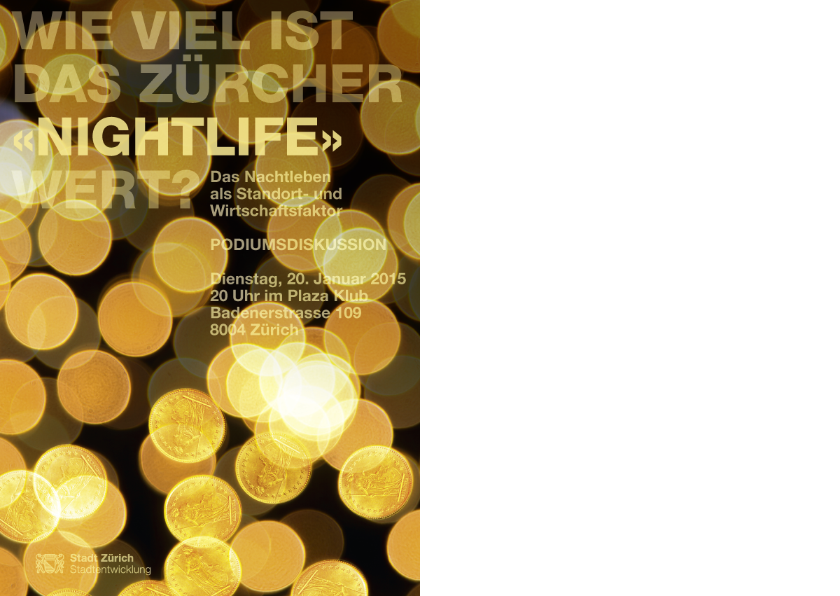 Stadtentwicklung_Zuerich_Flyer_Nightlife_front